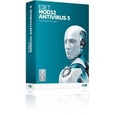 ESET NOD32 Antivirus 7 (nauja licencija 1 kompiuteriui 1 metams)